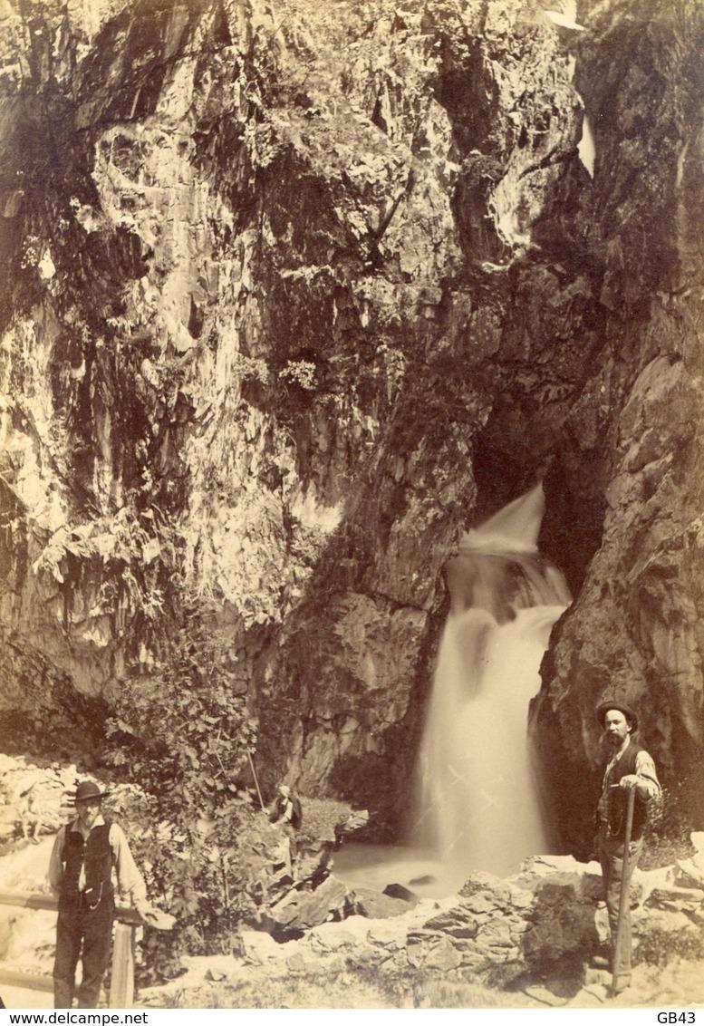 Cascade Du Diable - Alte (vor 1900)