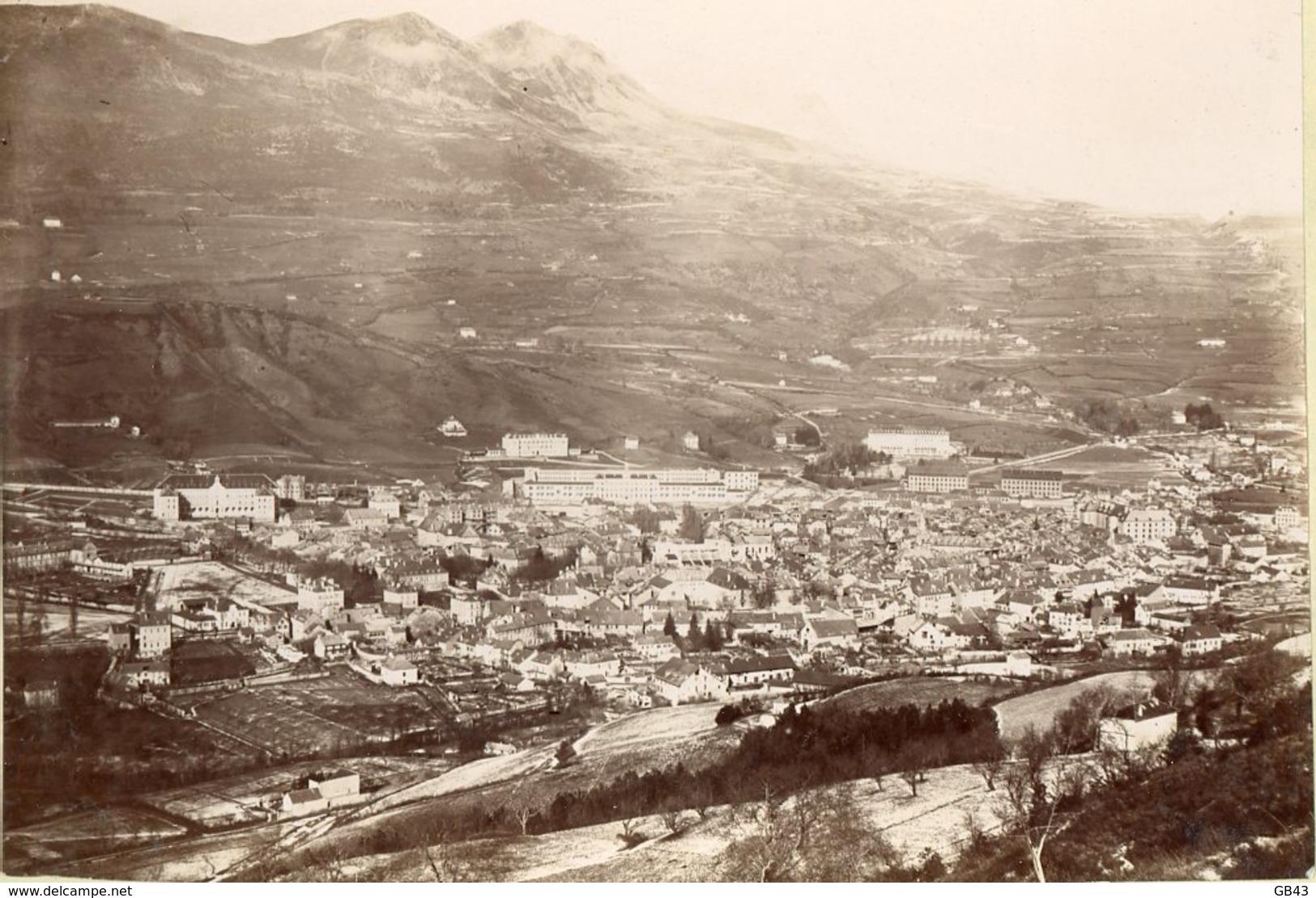Gap Vue Générale - Alte (vor 1900)