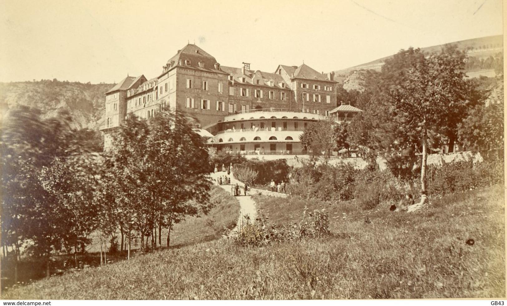 La Motte Les Bains - Old (before 1900)
