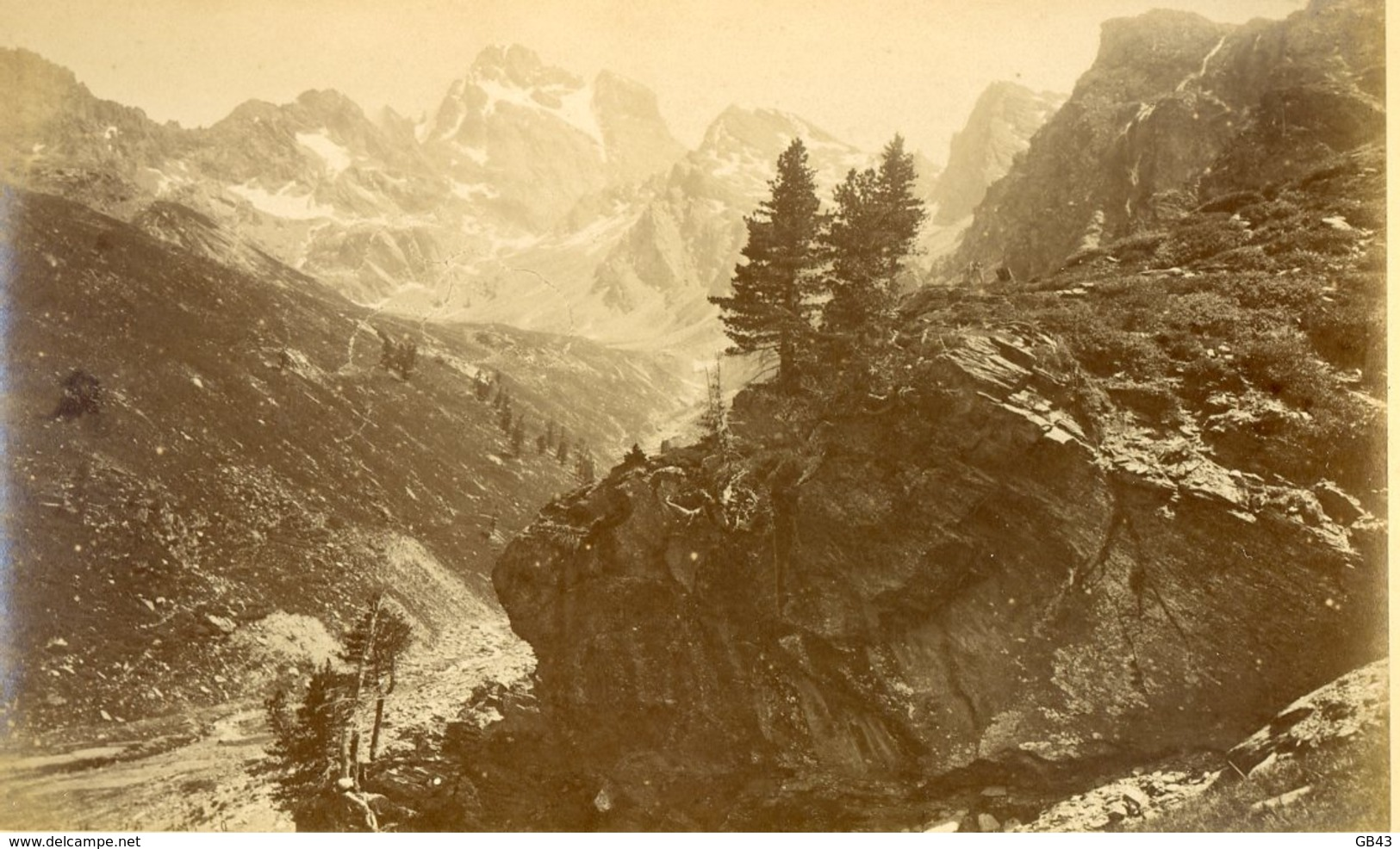 Muraille Nord Du Viso - Alte (vor 1900)