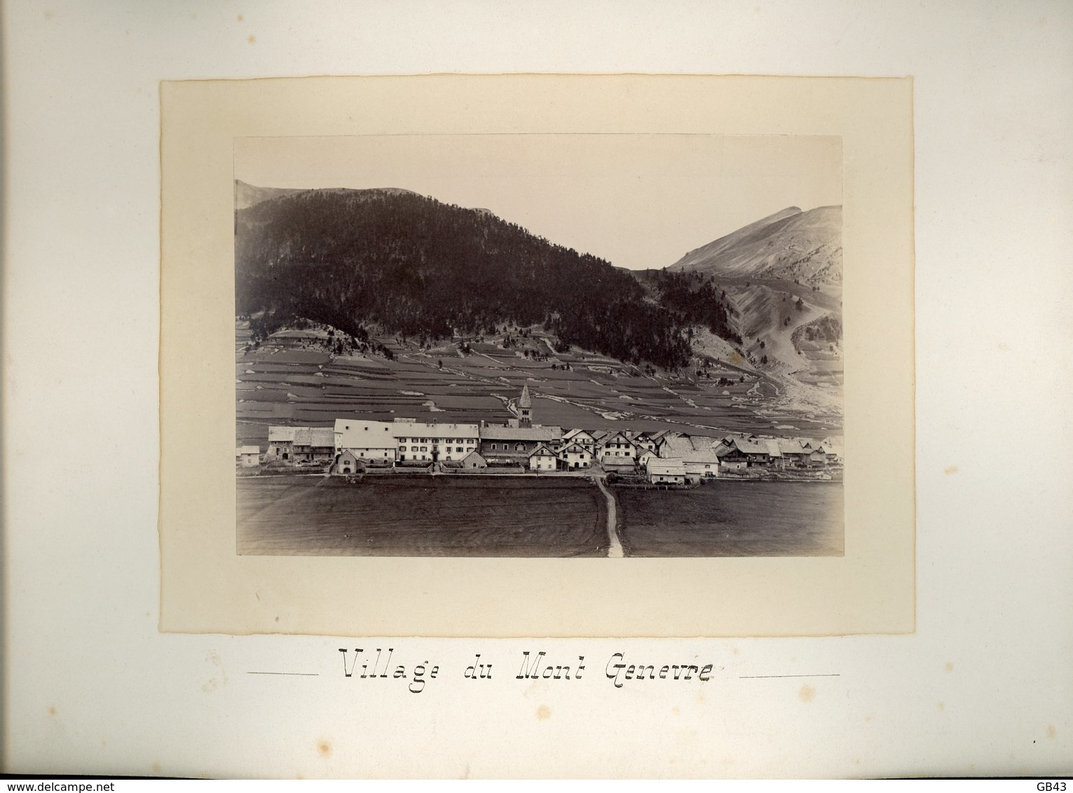 Village De Mont Genevre - Alte (vor 1900)