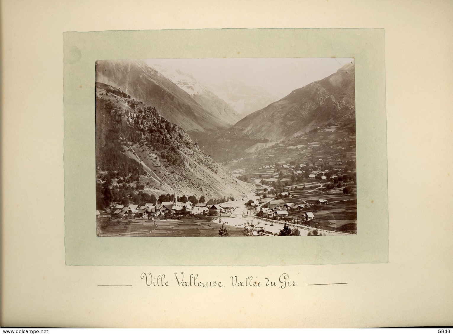 Ville Vallouise - Vallée Du Pir - Alte (vor 1900)
