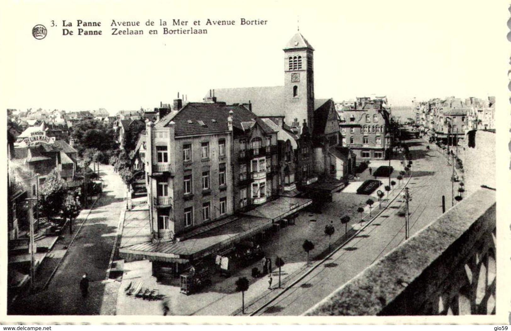 Belgique > Flandre Occidentale > De Panne  :LA PANNE  /    /  TTBE - De Panne