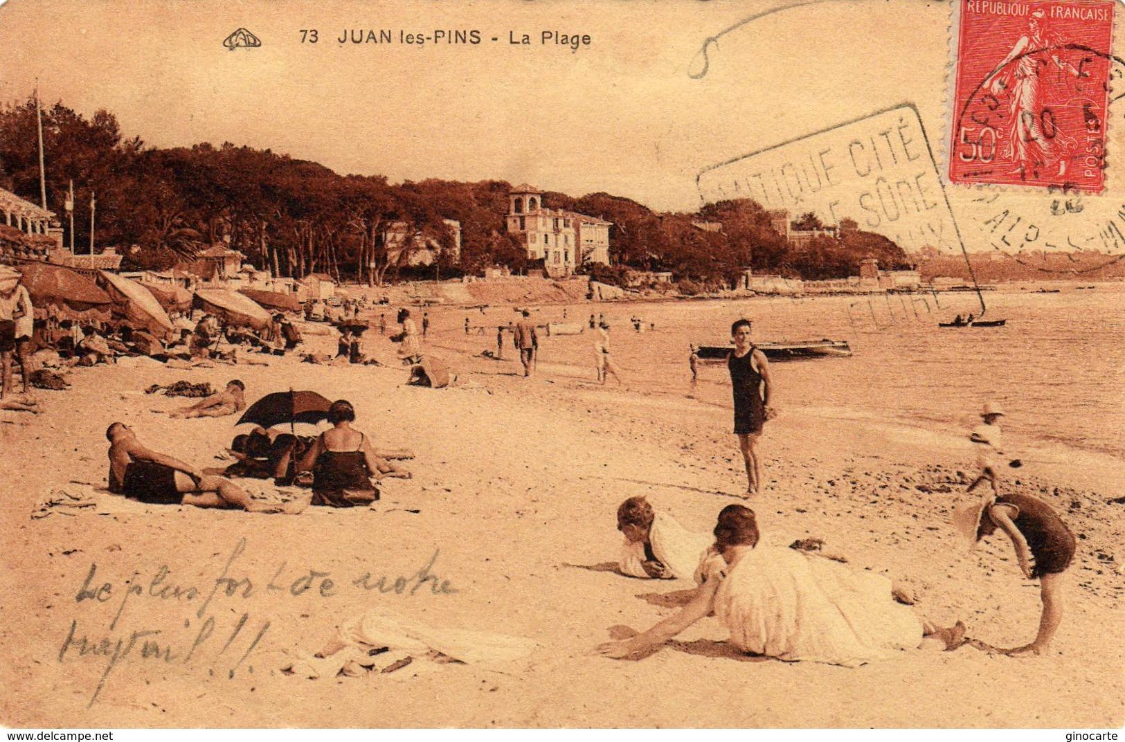 Juan Les Pins La Plage - Antibes