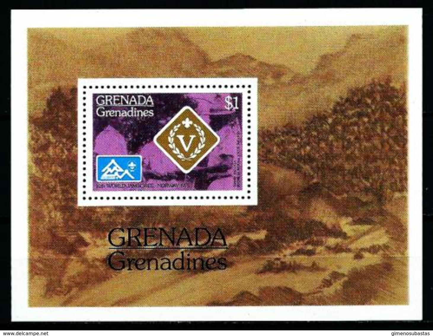 Granadinas (Grenada) Nº HB-13 Nuevo - Grenada (1974-...)
