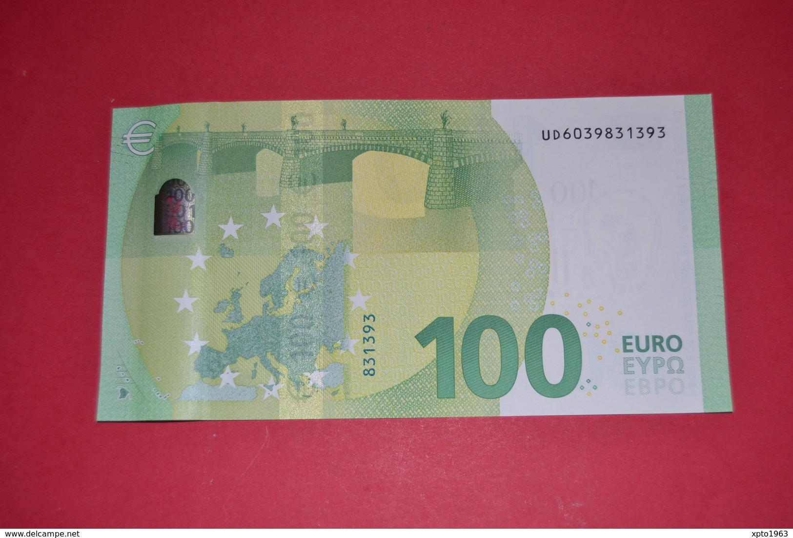 FRANCE 100 EURO - U002E5 - Série Europa - UD6039831393 - UNC NEUF - EURO