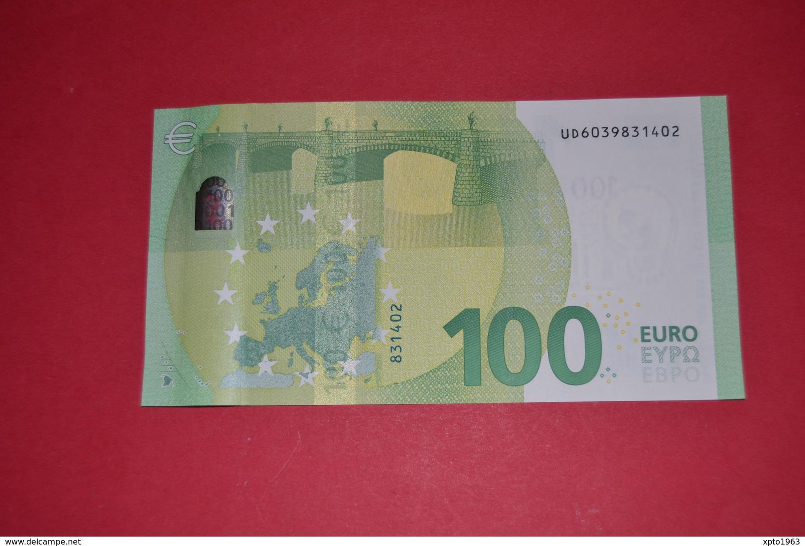 FRANCE 100 EURO - U002E5 - Série Europa - UD6039831402 - UNC NEUF - EURO