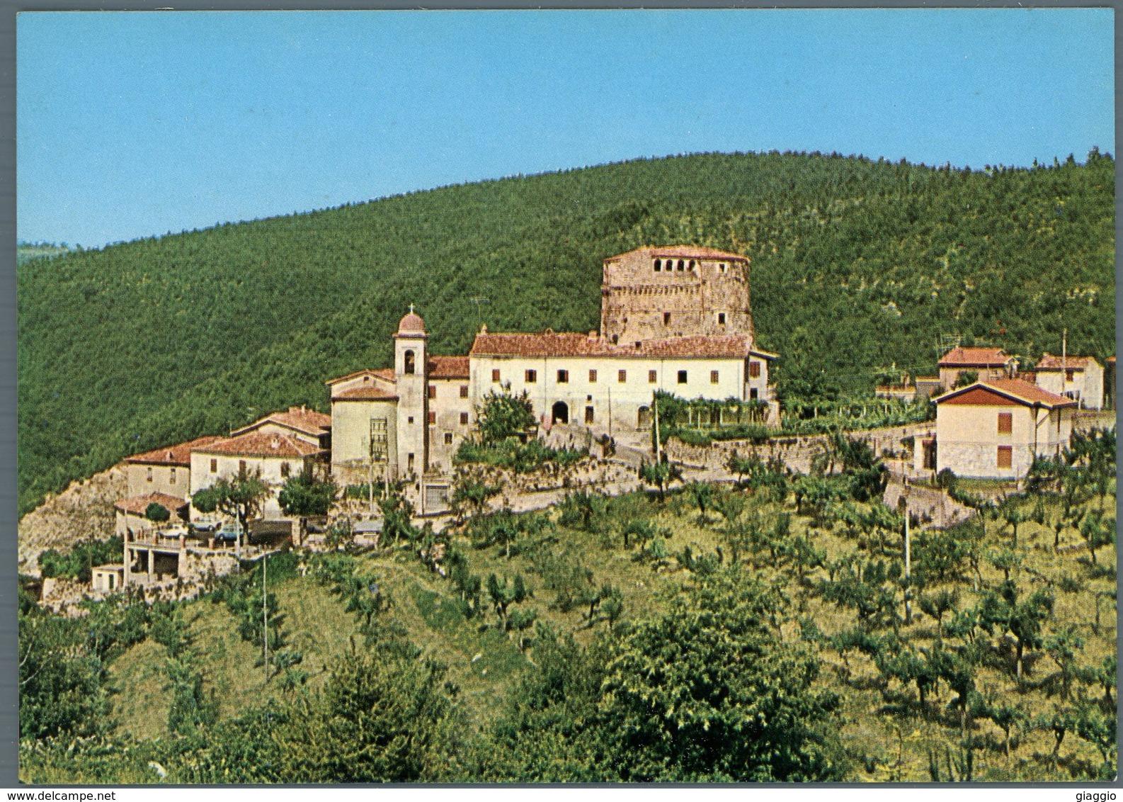 °°° Cartolina N. 1 Ornaro Panorama Nuova °°° - Rieti