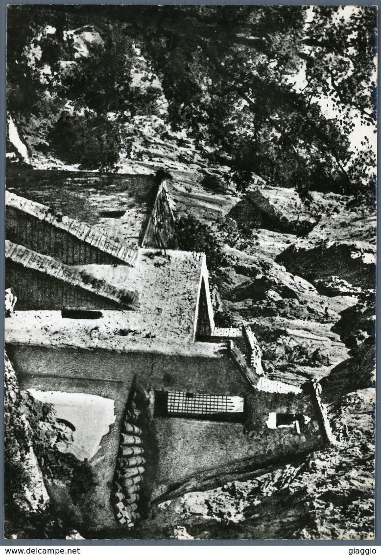°°° Cartolina N. 7 Poggio Bustone Santuario Del Perdono... Nuova °°° - Rieti
