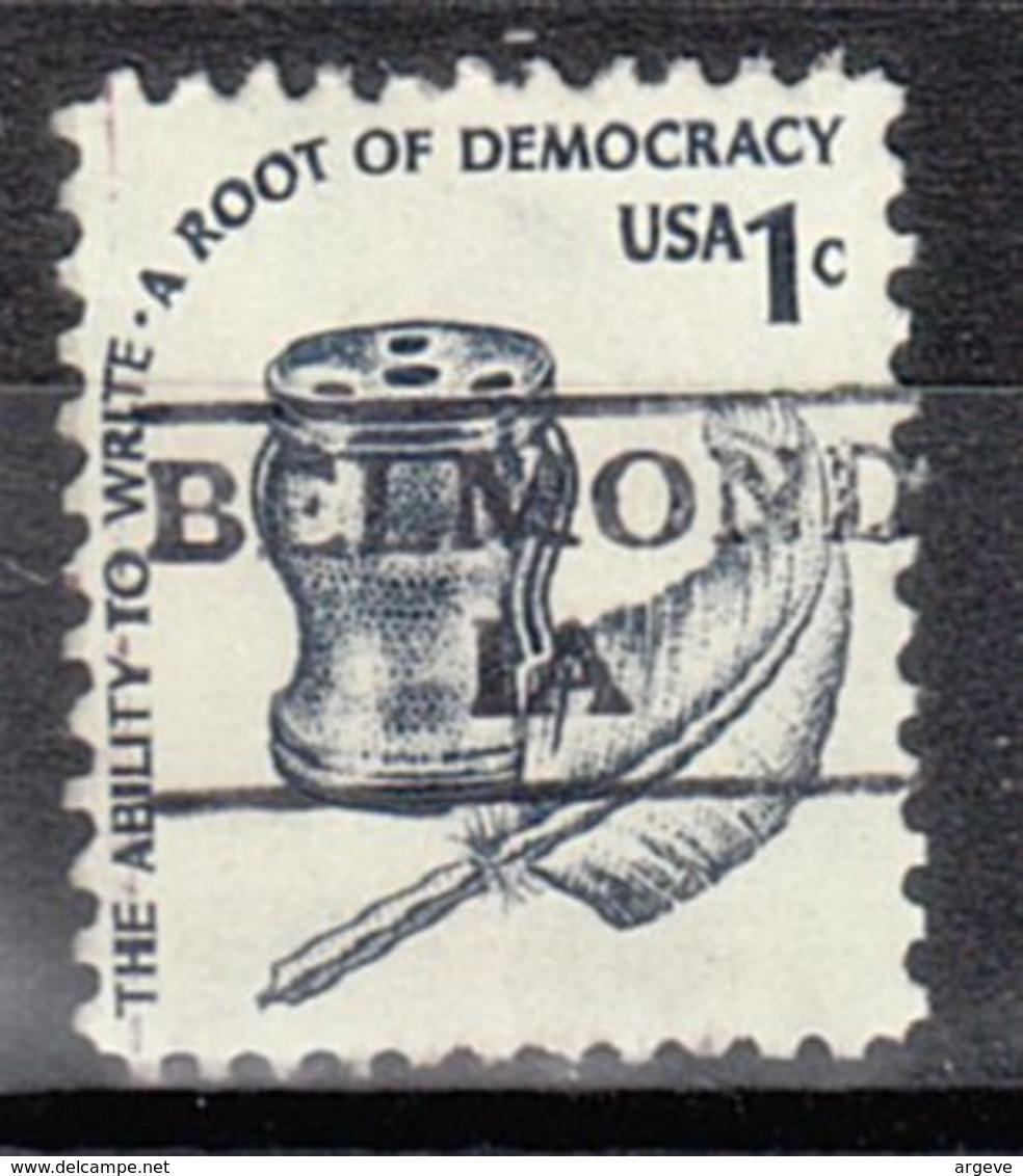 USA Precancel Vorausentwertung Preo, Locals Iowa, Belmont 872 - Vereinigte Staaten