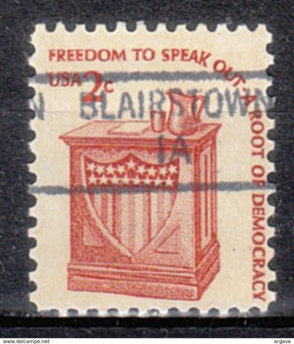 USA Precancel Vorausentwertung Preo, Locals Iowa, Blairstown 840,5 - Vereinigte Staaten