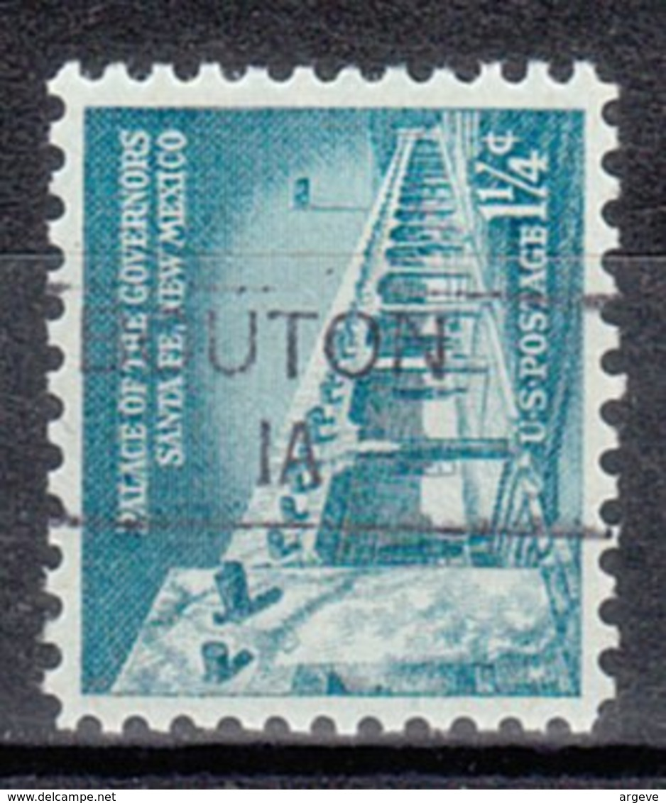USA Precancel Vorausentwertung Preo, Locals Iowa, Bouton 835,5 - Vereinigte Staaten