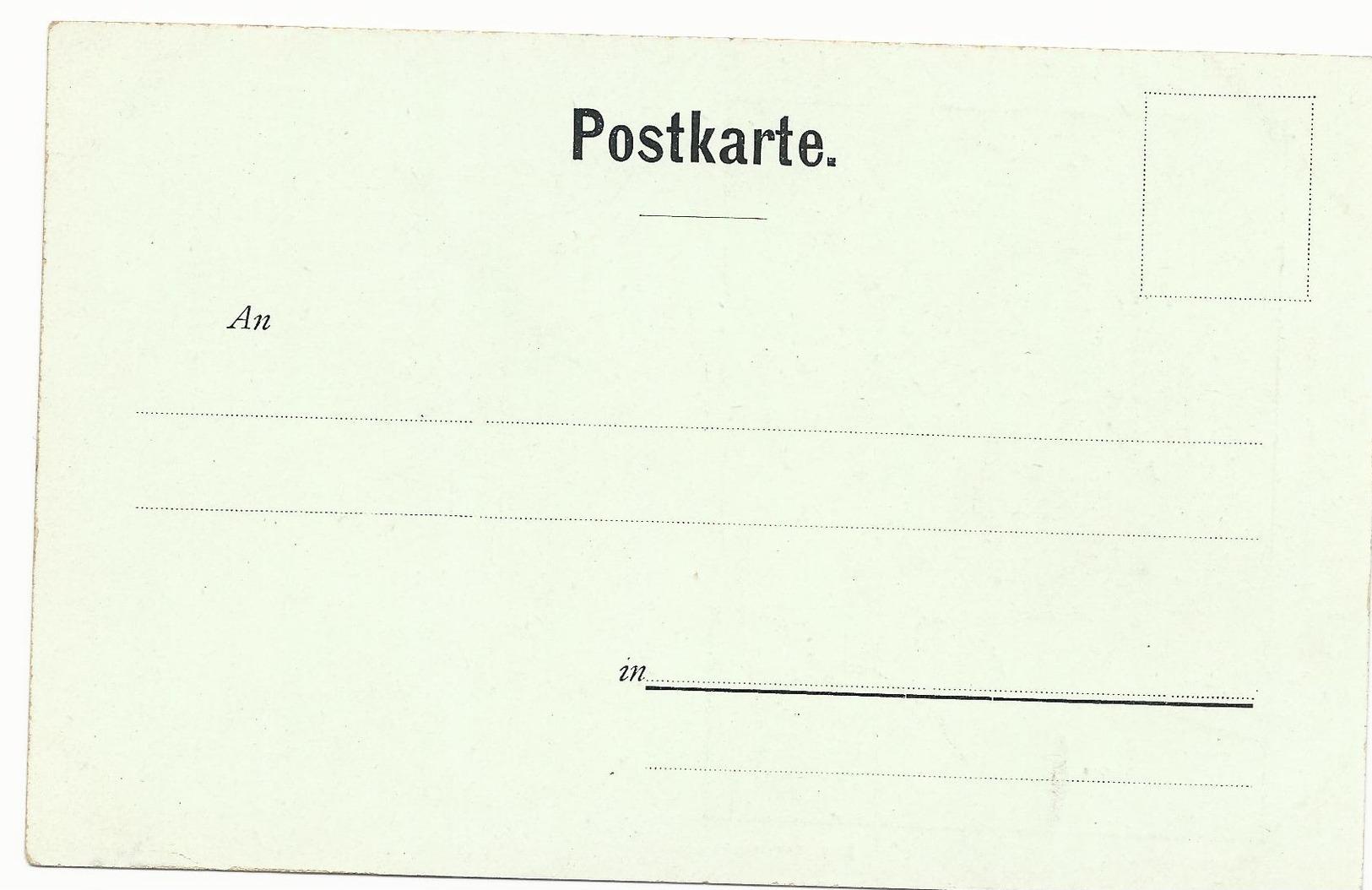 CPA - ART NOUVEAU - ILL. ZUMBUSCH - SERIE JUGEND I.24 - NON ECRITE - TBE - Zumbusch, Ludwig V.