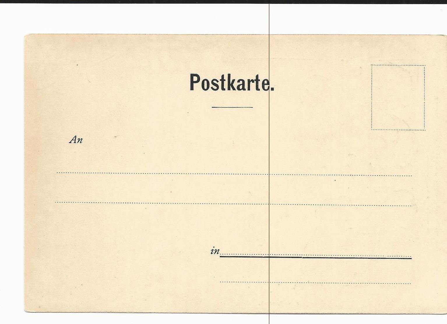 CPA - ART NOUVEAU - ILL. REZNICEK- SERIE JUGEND III.16 - NON ECRITE - TBE - Otros Ilustradores
