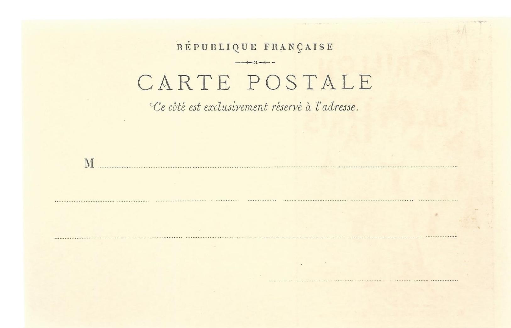 CPA - SERIE SIMONIS EMPIS - LE CARILLON DE PARIS - NON ECRITE - TBE - Ilustradores & Fotógrafos