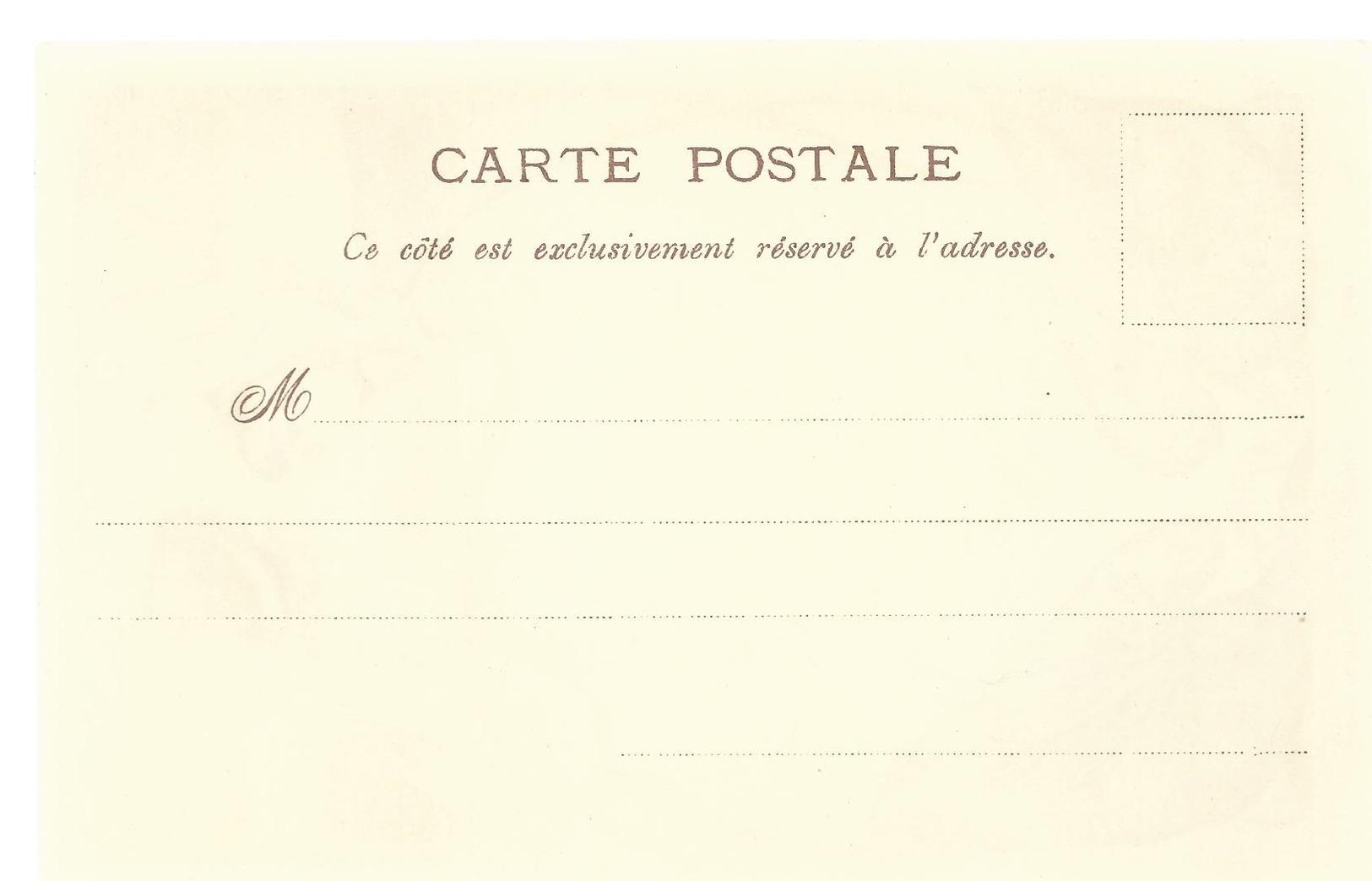CPA - ART NOUVEAU -ENFANTS EN FLEUR - TUCK SERIE 294 - NON  ECRITE - TBE - Otros Ilustradores