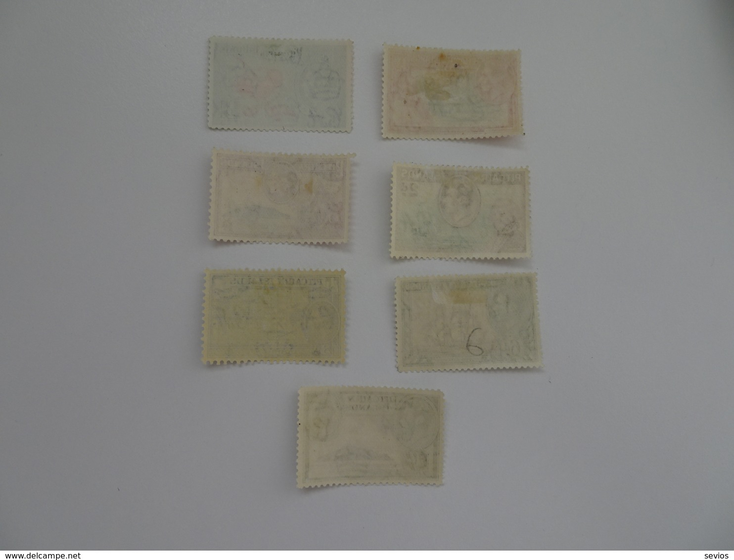 Sevios / Picairne Eilanden / **, *, (*) Or Used - Stamps