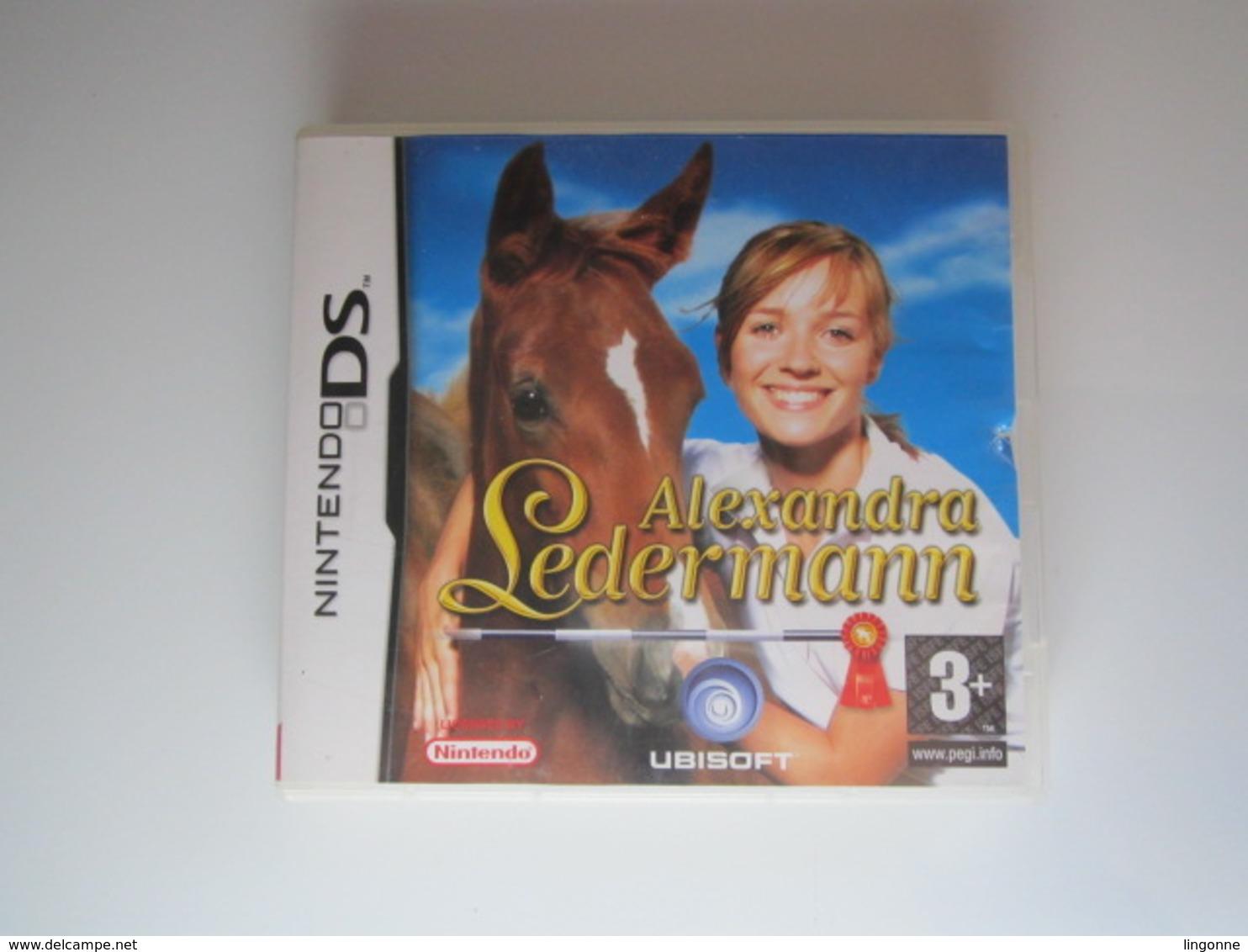 "Cartouche De Jeu ""ALEXANDRA-LEDERMANN"" (Nintendo DS) - Nintendo Game Boy"