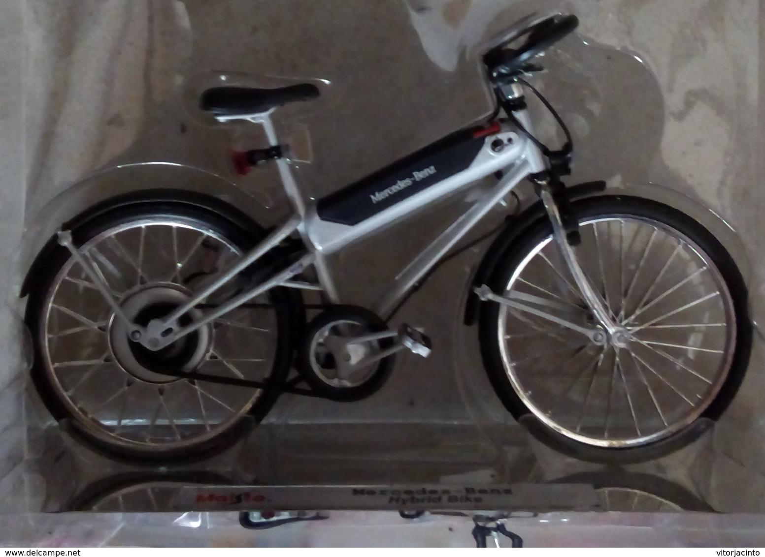 Bicycle - Mercedes-Benz (Hybrid Bike) - Motos