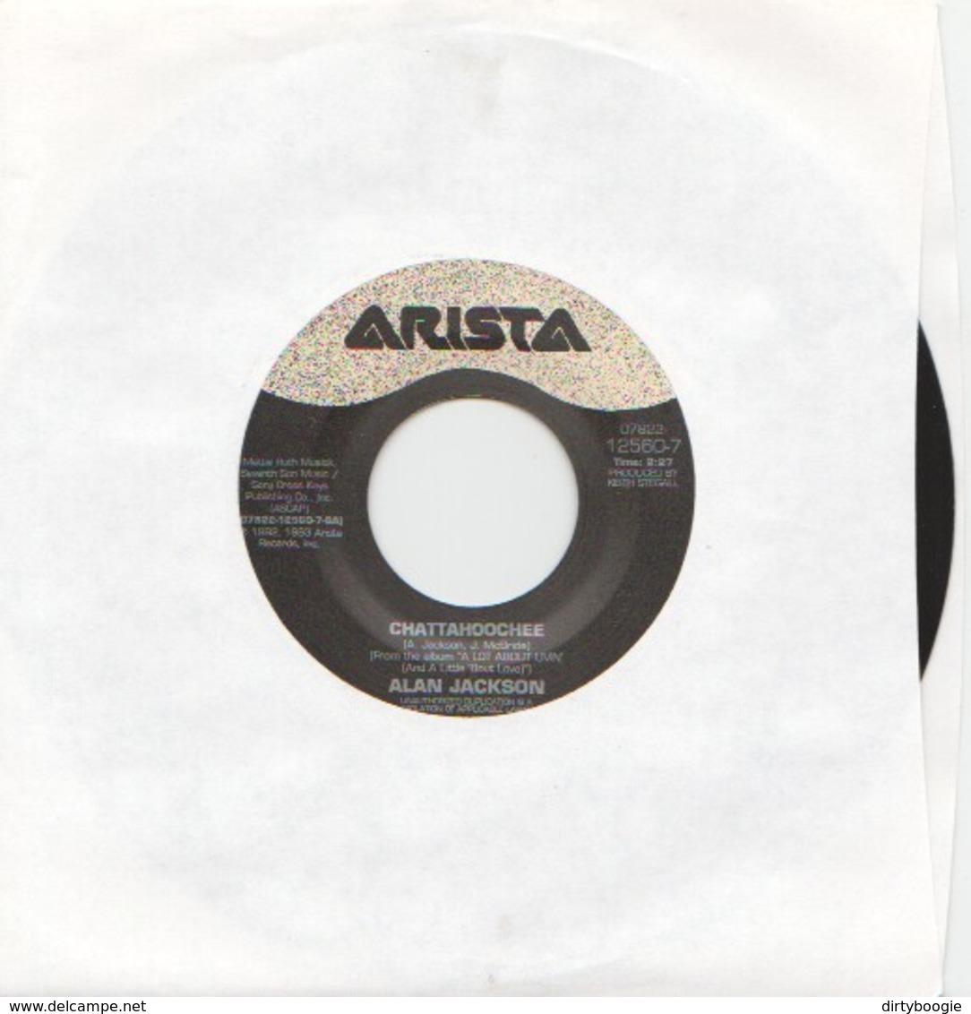 Alan JACKSON - Chattahoochee - 45t - Country & Folk