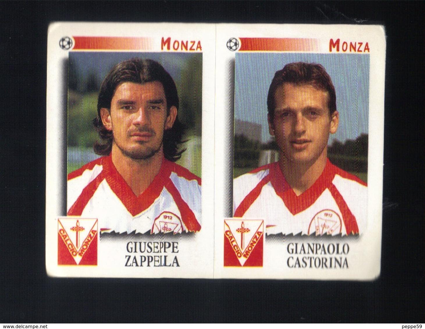 Figurina Calciatori Italiani Panini 1997-1998 - Monza  - N.494   - Football - Soccer - Socker - Fussball - Futbol - Panini