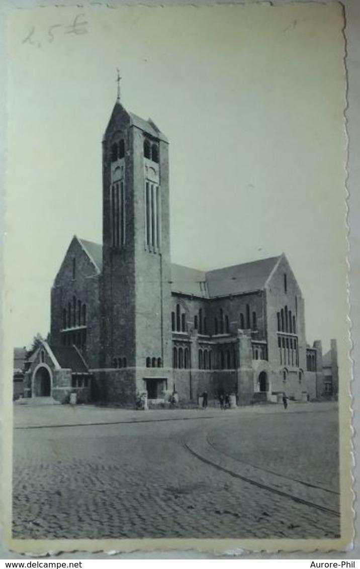 Quaregnon Eglise Saint-Quentin - Quaregnon