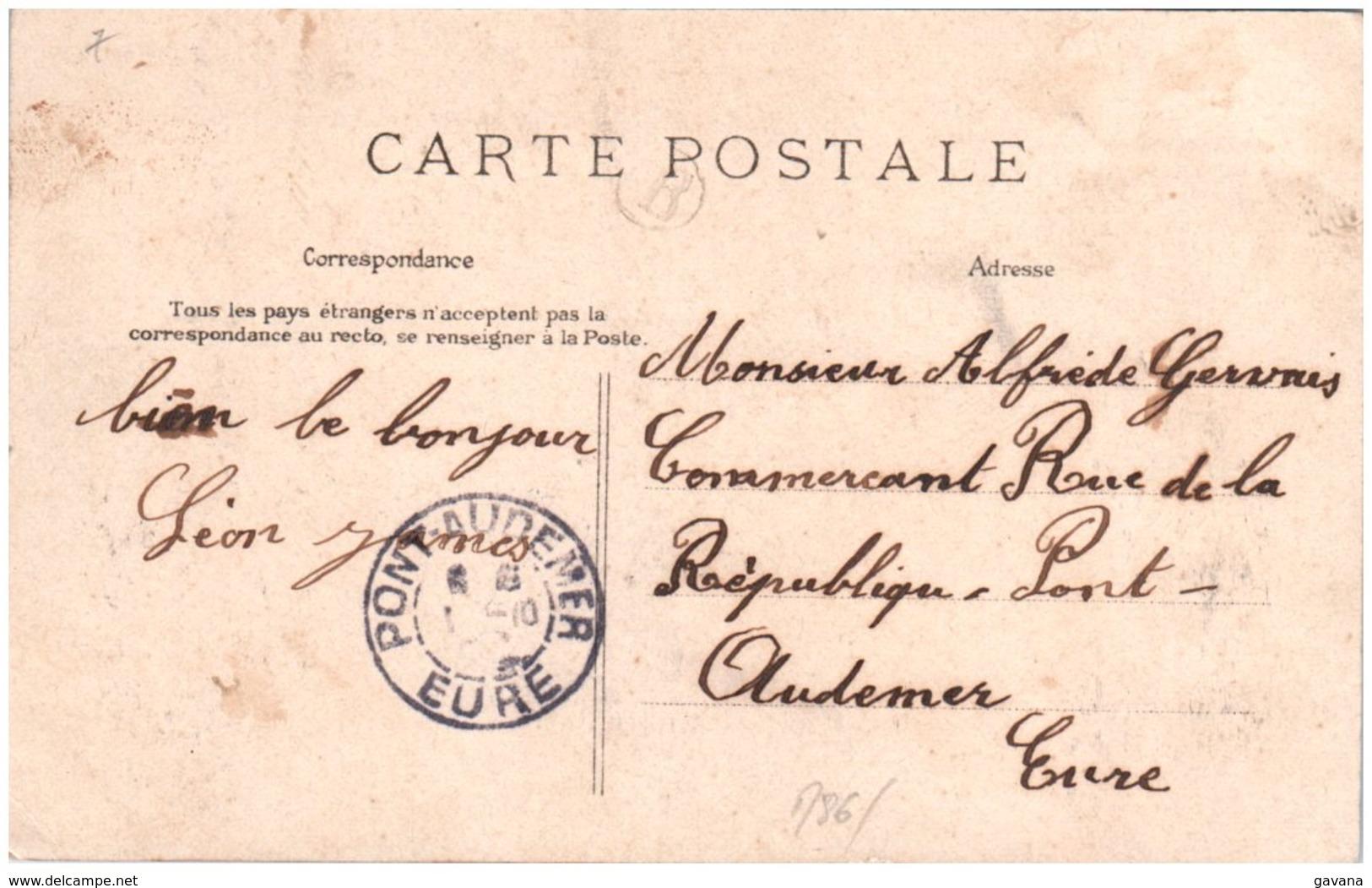 NORMANDIE - Type De Jeune Pêcheuse Normande - Basse-Normandie