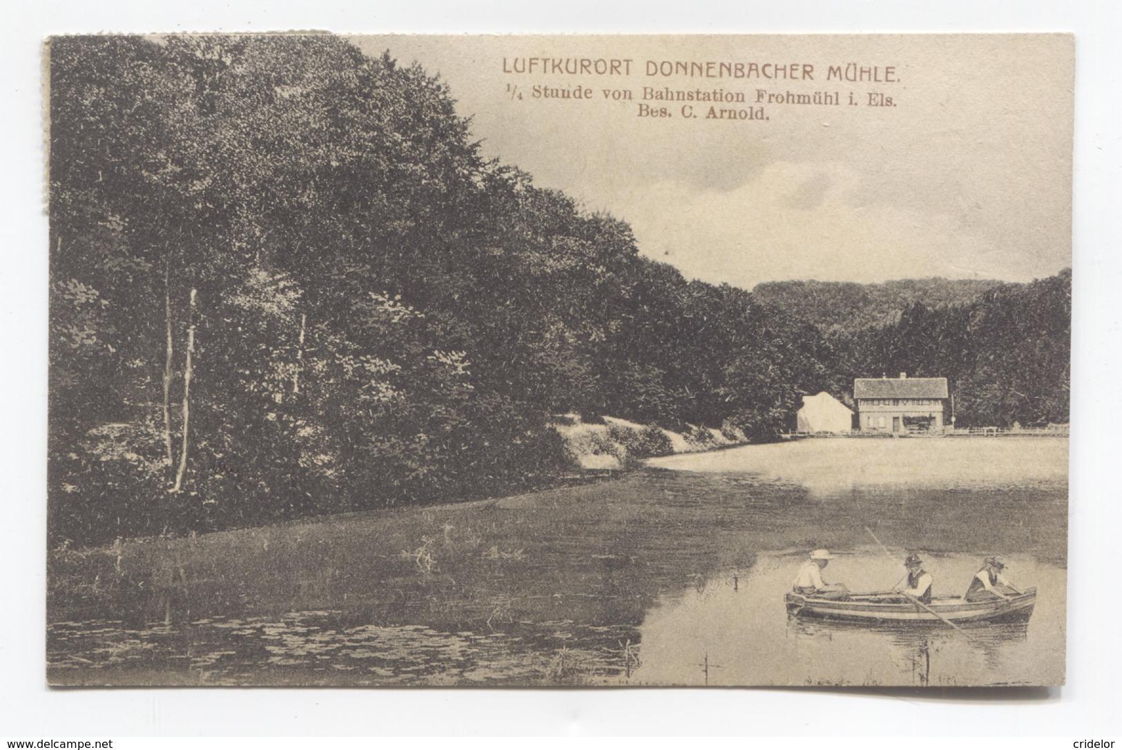 67 - FROHMUHL - MOULIN DE DONNENBACH - VOIR ZOOM - France
