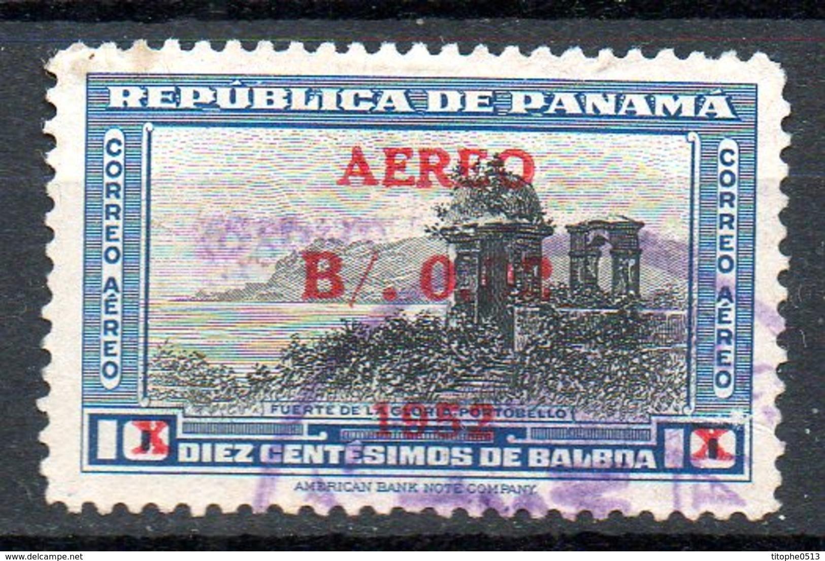 PANAMA. PA 112 Oblitéré De 1952. Porte De La Gloire. - Panama
