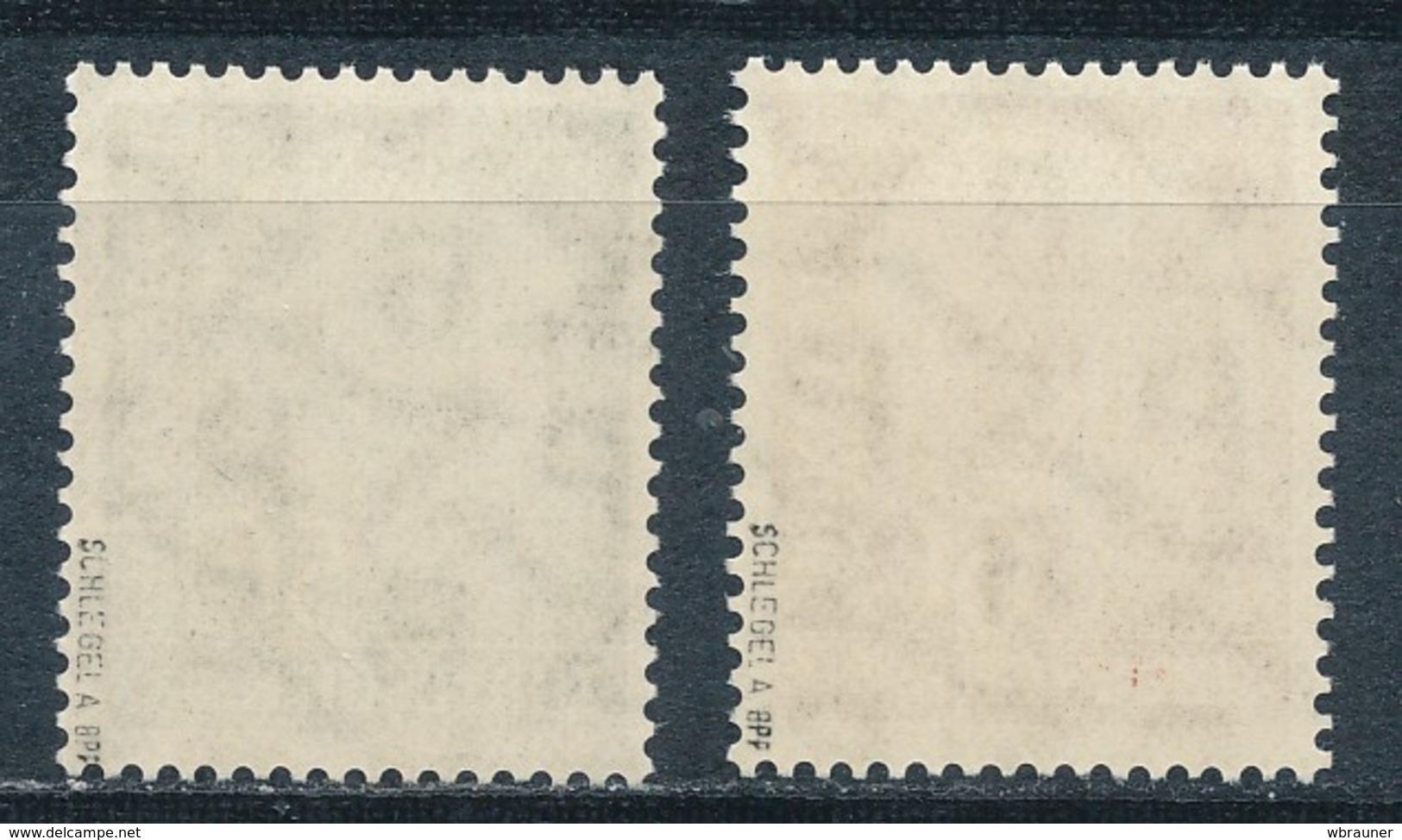 Bund 177/96 ** Geprüft Schlegel Mi. 300,- - BRD