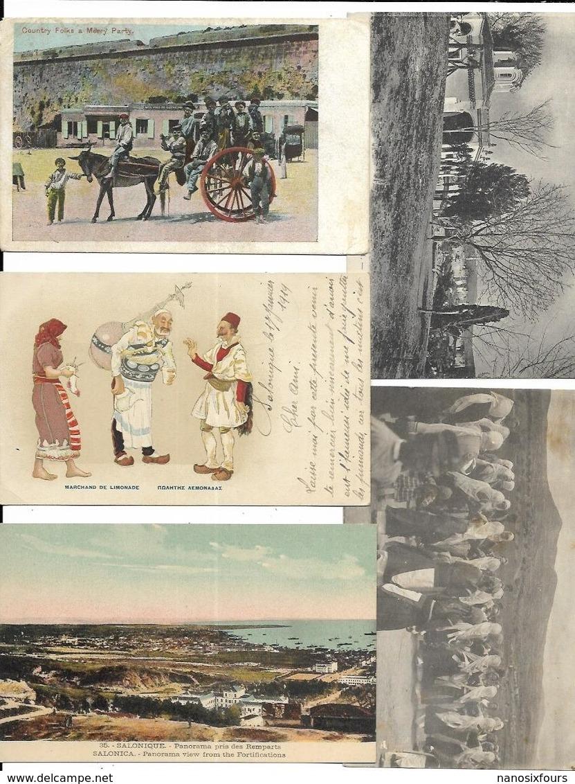 LOT DE 600 CARTES  ETRANGERES PETIT FORMATS. BON LOT A VOIR - 500 Postcards Min.