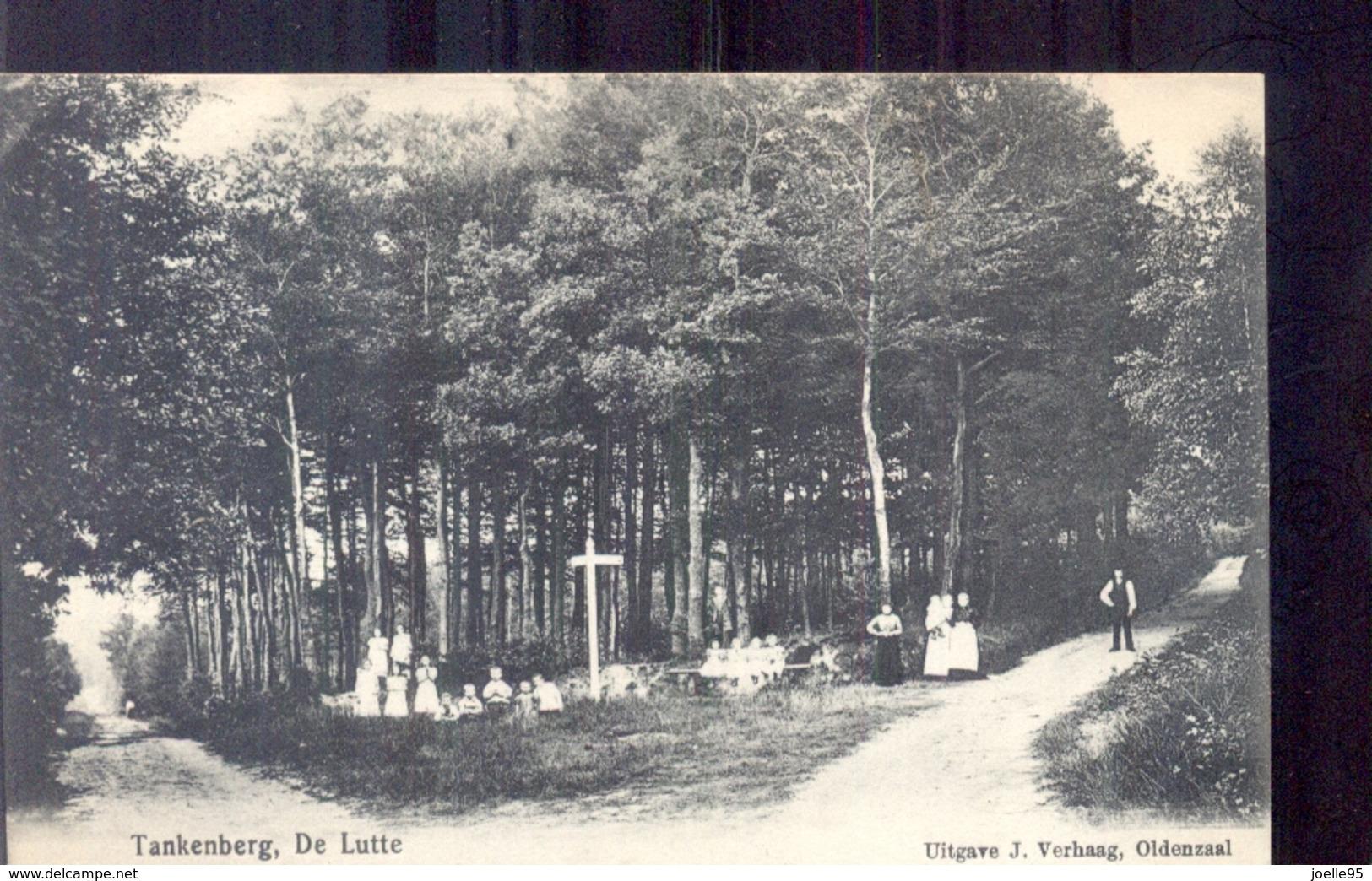 De Lutte - Tankenberg - 1916 - Oldenzaal - Paesi Bassi