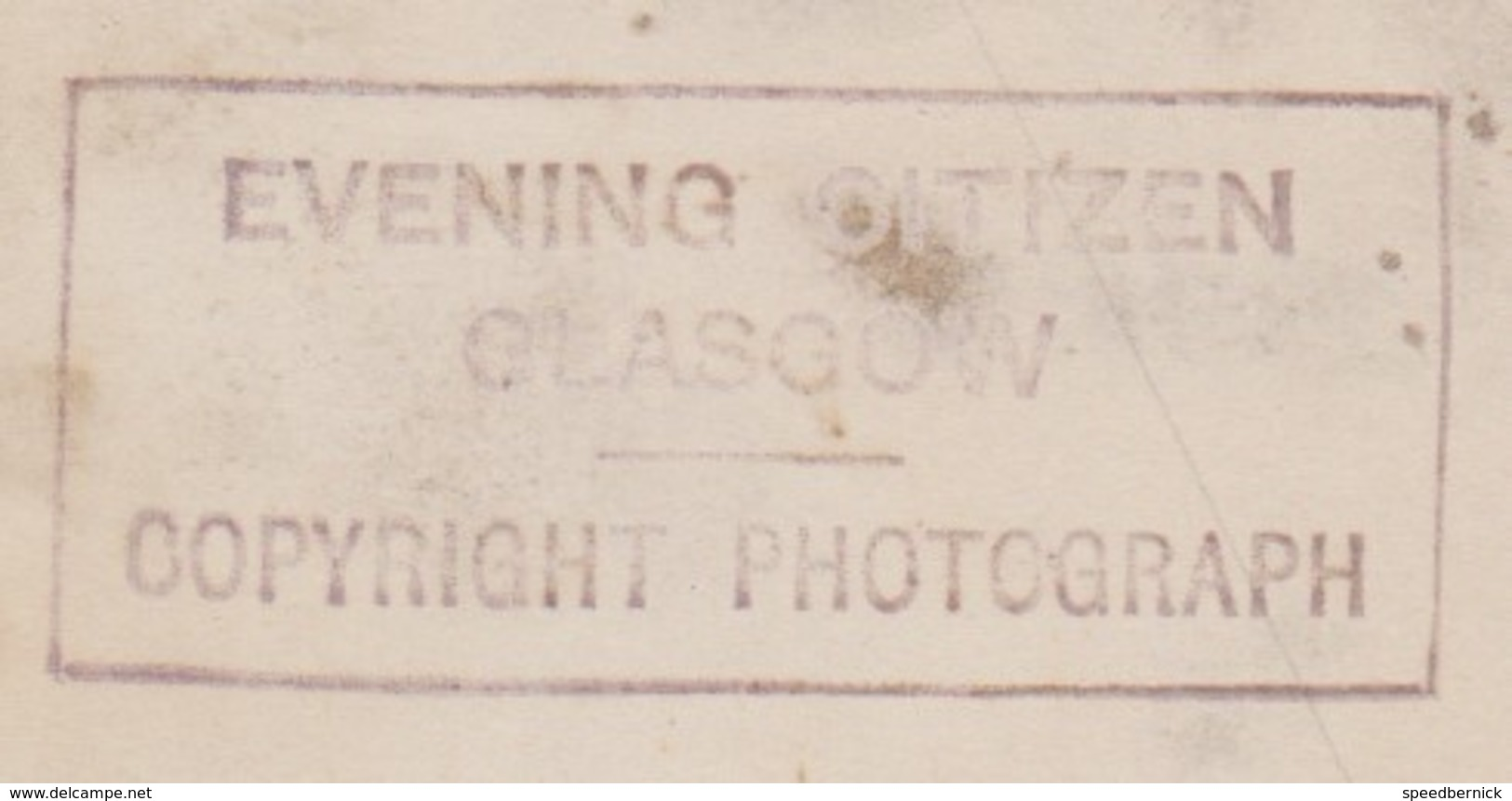 6PLC -photo Bateau - Lieu à Identifier -Evening Citizen Glasgow  -Paul Le Cor -Loctudy- Ecole Mousses - Bateaux