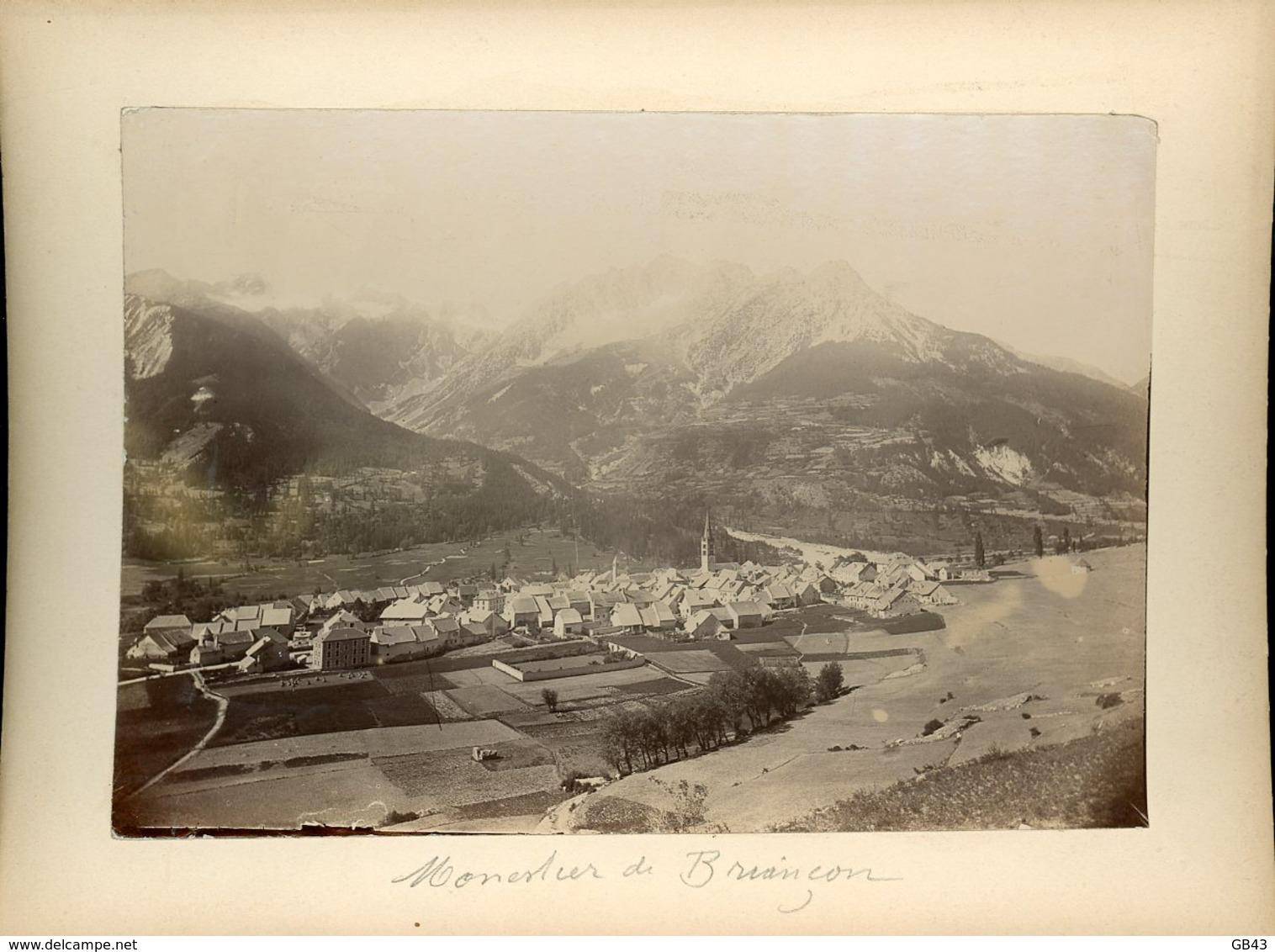 Monestier De Briançon - Alte (vor 1900)