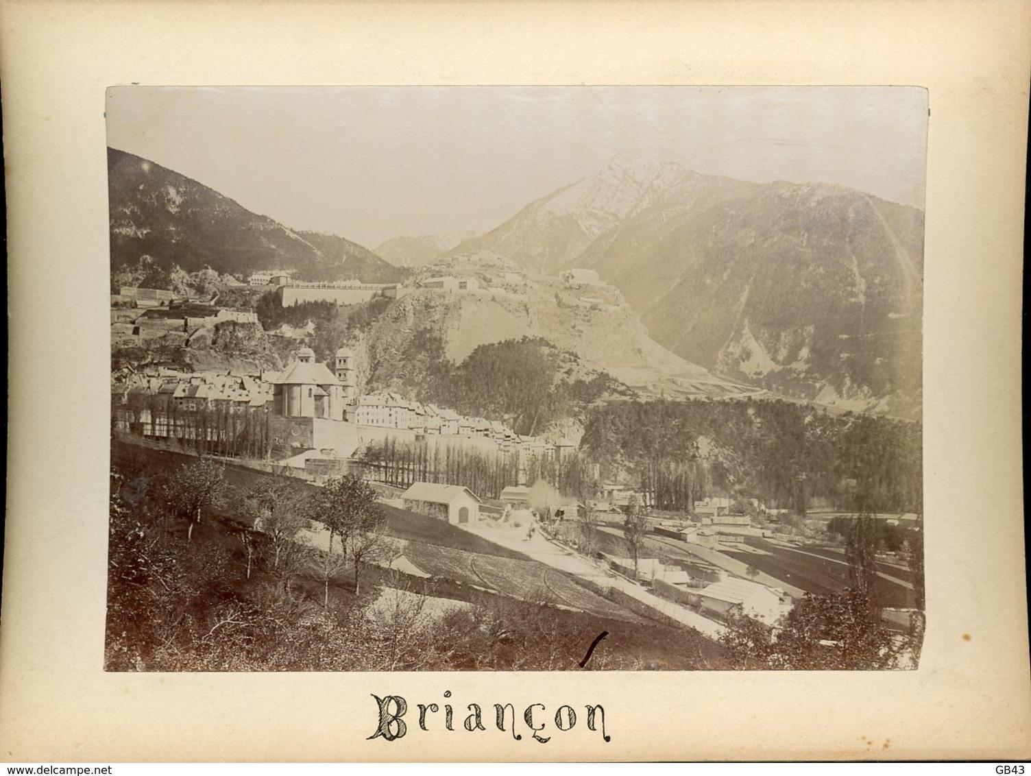 Briançon - Alte (vor 1900)