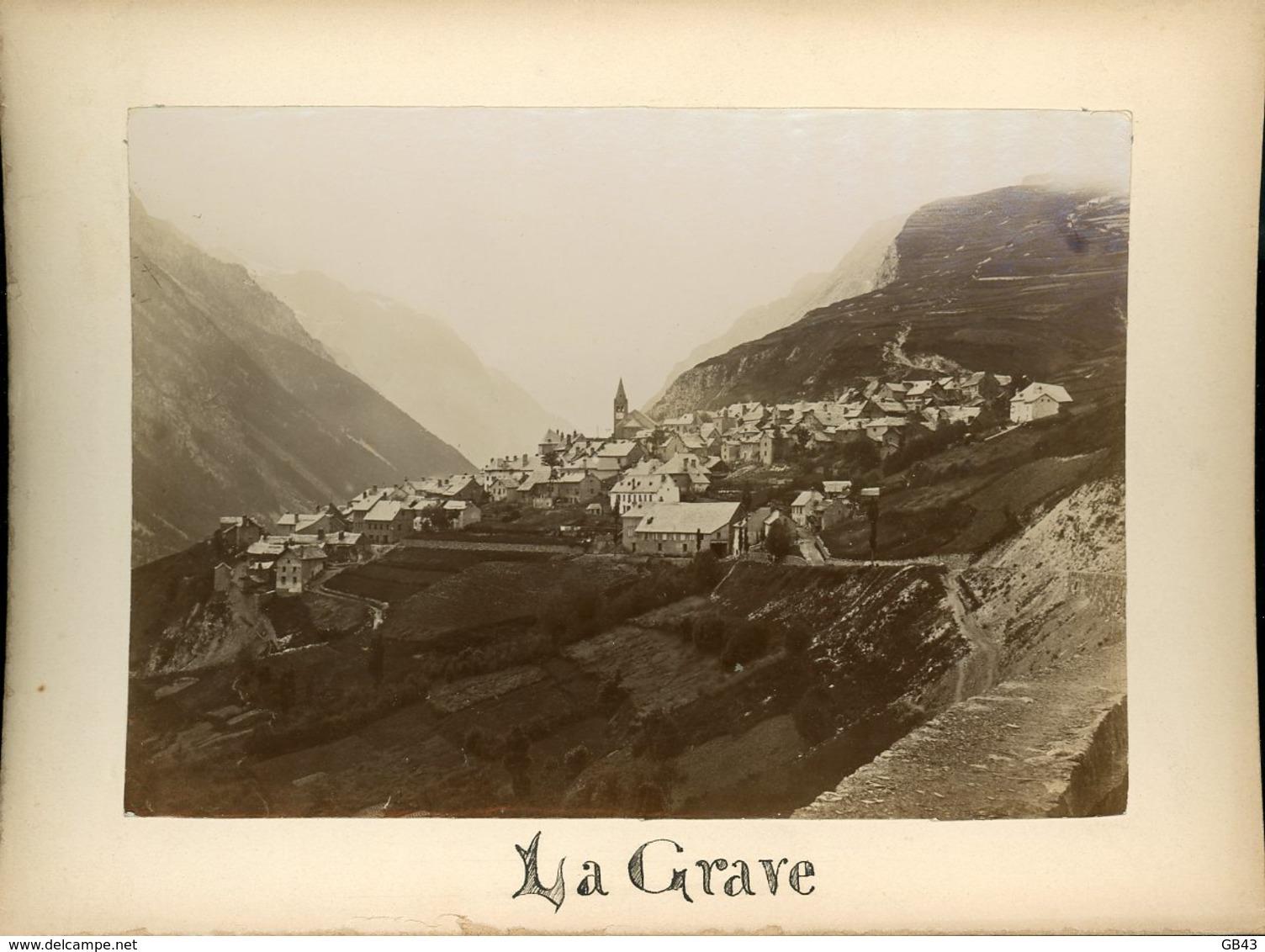 La Grave - Alte (vor 1900)