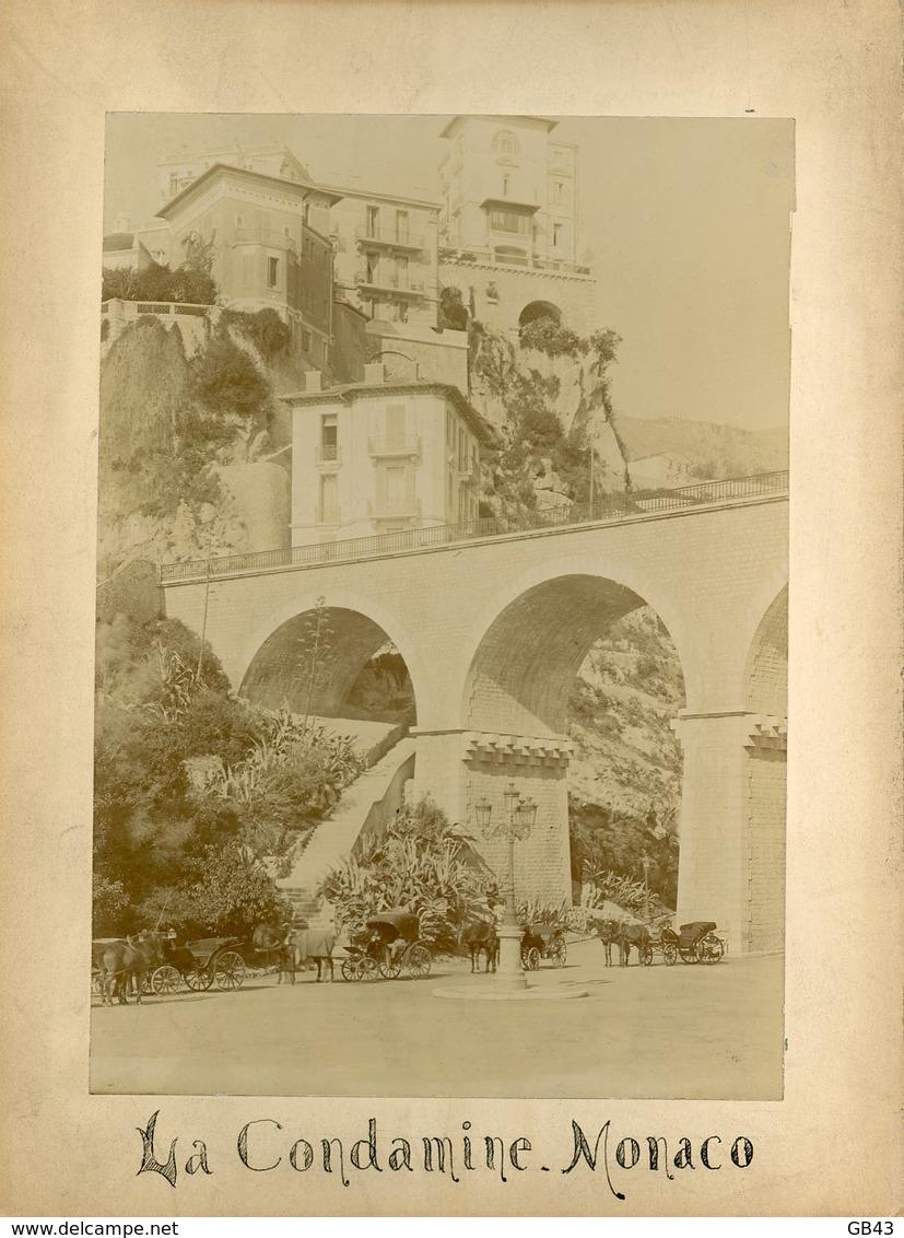 La Condamine - Monaco - Alte (vor 1900)