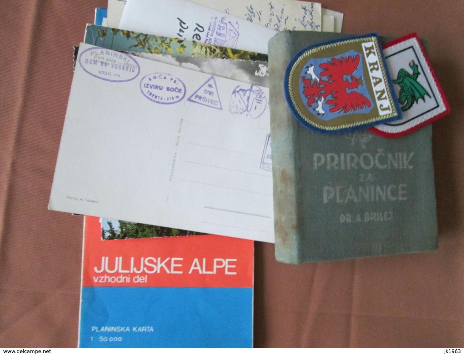 SLOVENIA, GORNIŠTVO, POHODNIŠTVO,  MOUNTAINEERING - Praktisch