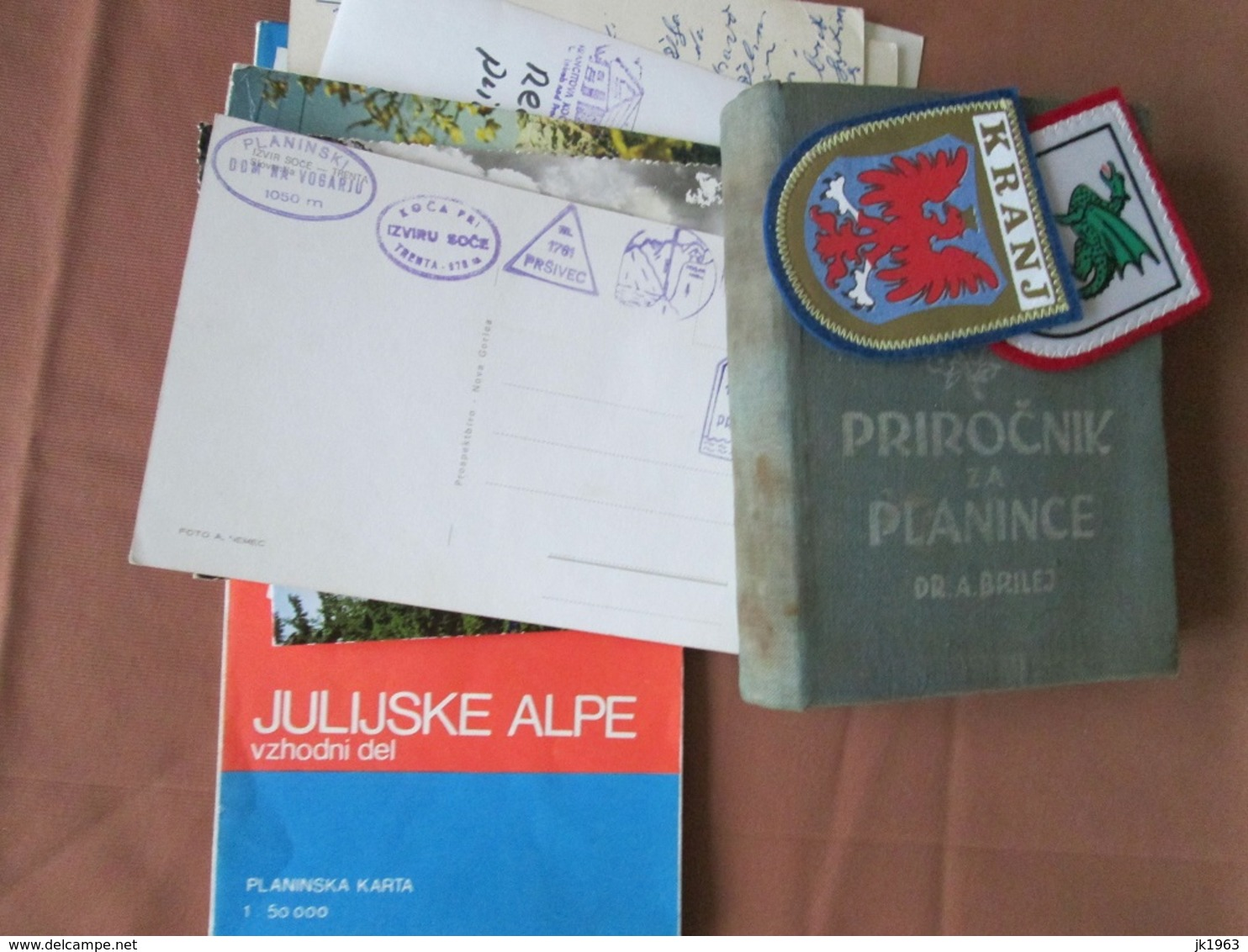 SLOVENIA, GORNIŠTVO, POHODNIŠTVO,  MOUNTAINEERING - Slawische Sprachen