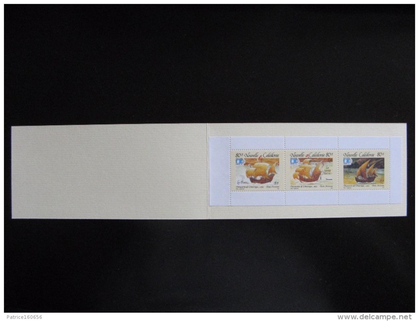 Nouvelle-Calédonie: TB Carnet  N° C 283, Neuf XX . - Libretti