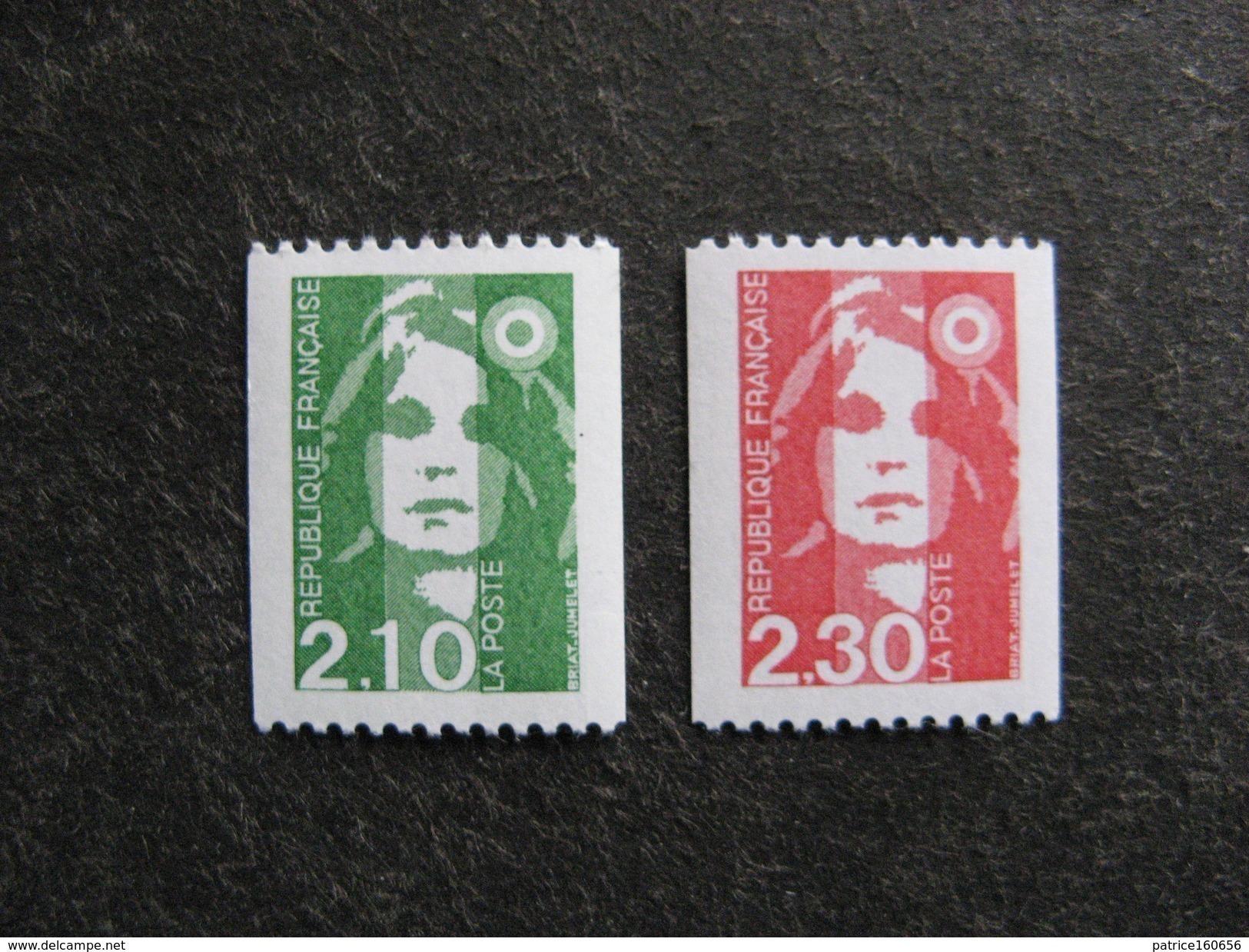TB Paire N° 2627 Et N° 2628, Neufs XX. - Neufs
