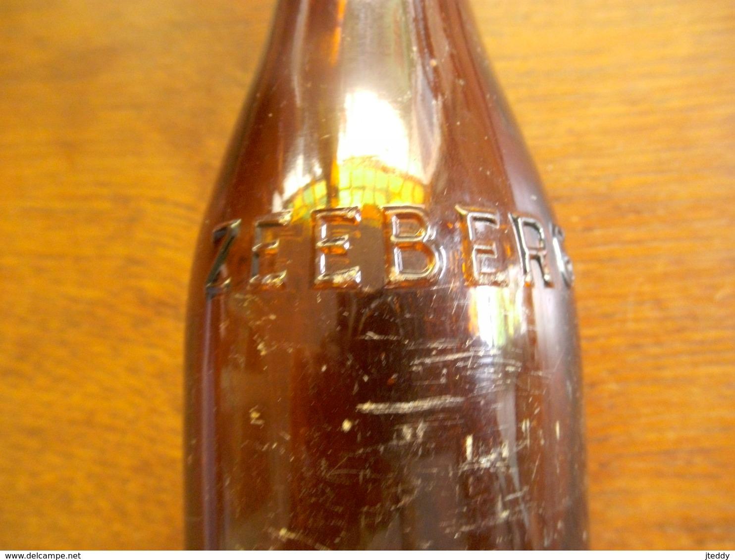 Oud Flesje  ZEEBERG  _  AALST -- Alost   33cl . - Cerveza