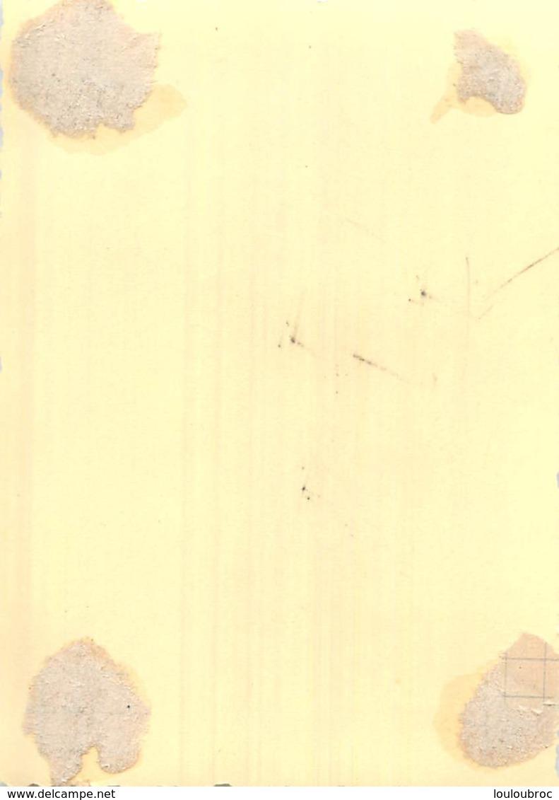 VALLOIRE  LA PISTE DES IDIOTS PHOTO ORIGINALE  FORMAT 10 X 7 CM - Orte