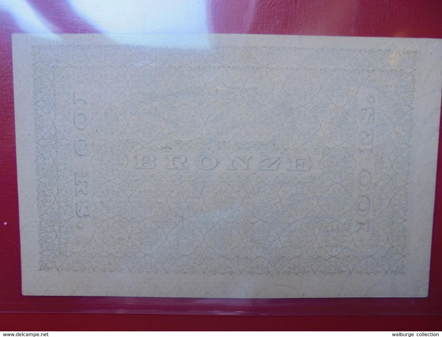 PORTUGAL 100 REIS 1891 CIRCULER-BELLE QUALITE  (B.2) - Portugal