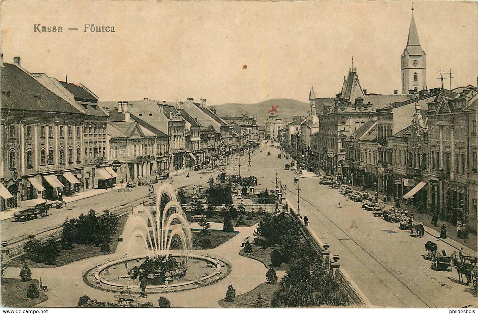 SLOVAQUIE  KASSA - Slovaquie