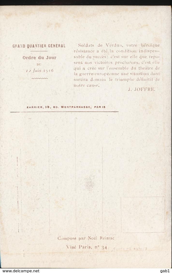 Verdun --- La Resistance - Patriottisch