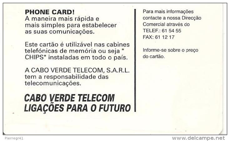 CARTE PUCE-CAP VERT-150U-1997-SC7-PALMIERS--TBE - Cap Vert