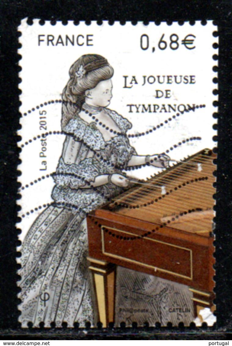 N° 4998 - 2015 - Used Stamps