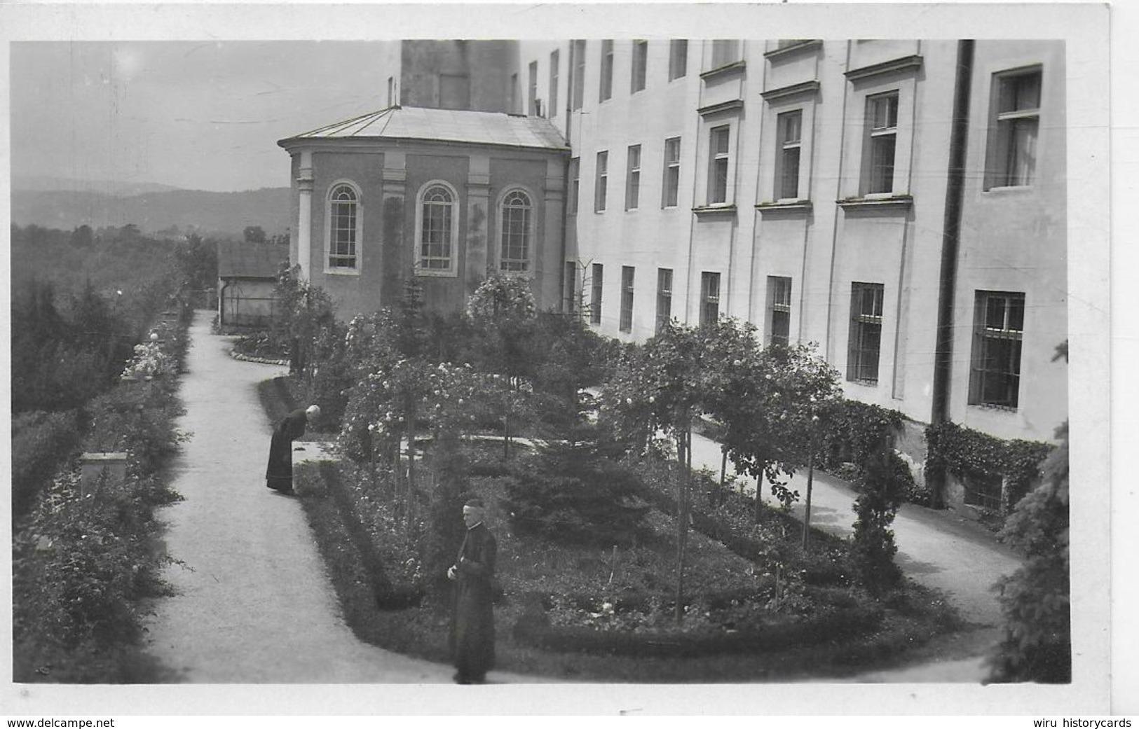 AK 0250  St. Andrä Im Lavanttal - Terrasse Des Jesuitenkollegiums Um 1929 - Wolfsberg