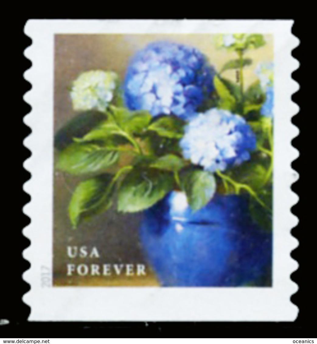 Etats-Unis / United States (Scott No.5235 - Flower From The Garden) (o) Coil - Gebruikt